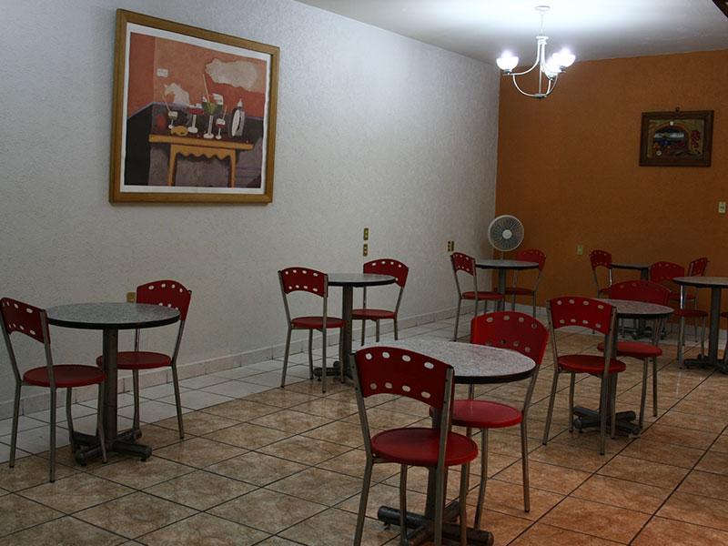 Hotel posada del cortijo sitio oficial hospedaje en el for Cafe el jardin centro historico